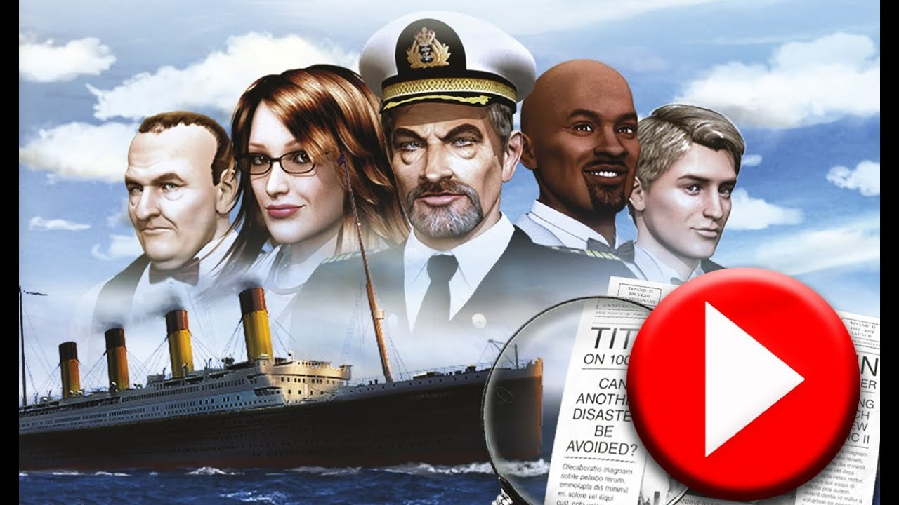 titanic mystery official hd video game of the 3d film