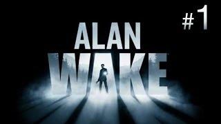 Alan Wake прохождение с Карном. Часть 1