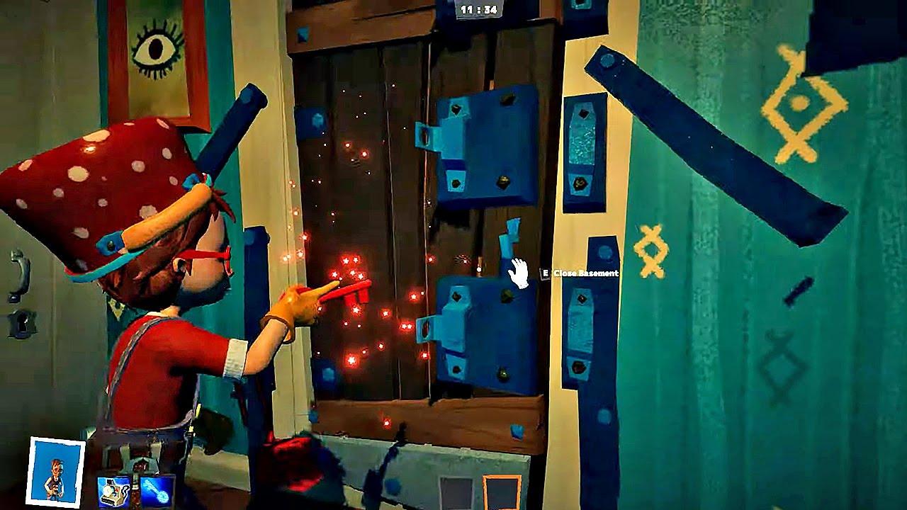 SECRET NEIGHBOR - Detective & Inventor Fast Win Gameplay ...