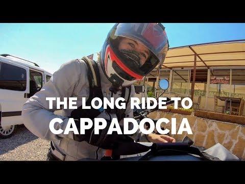 [Eps. 107] THE LONG RIDE TO CAPPADOCIA - Royal Enfield Himalayan BS4