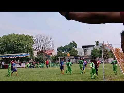 PELINDO 3 (Suro) VS Mitra Sawunggaling 2-0 Di Turnamen ELFAZA Surabaya KU-11