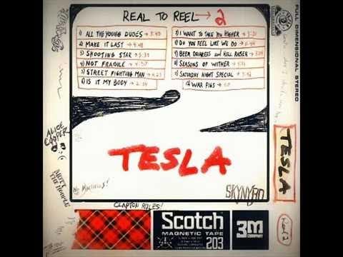 Shooting Star - Tesla (cover Bad Company)