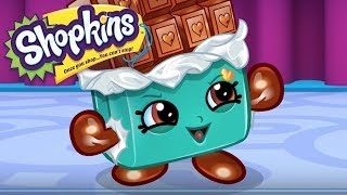 SHOPKINS Cartoon - SWEET AND STRONG CHOCOLATE | Cartoons For Children