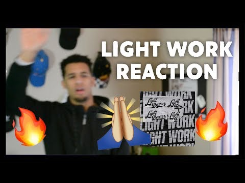 Light Work ft. Lecrae, Andy Mineo, 1K Phew, Tedashii, WHATUPRG, Trip Lee, CASS REACTION