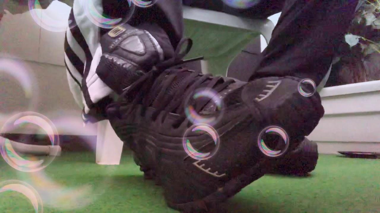 20d2c2cf9155 My NIKE SHOX R4 on Feet - YouTube