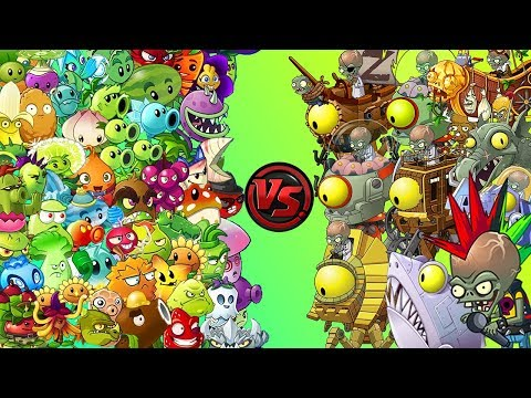 Plants vs Zombies 2 Final Boss - PvZ 2 All Zomboss vs PvZ 2 All Plants