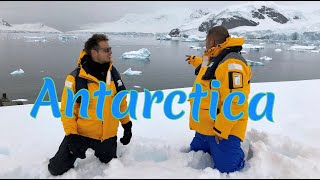 Antarctica- The Expedition Experience