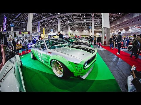 The Chronicles Vlog 2017 #2 (Part 5): The Final Day of Osaka Auto Messe 2017...