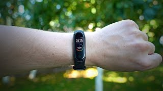 Xiaomi Mi Band 4 Review - The Best Budget Fitness Tracker 2019