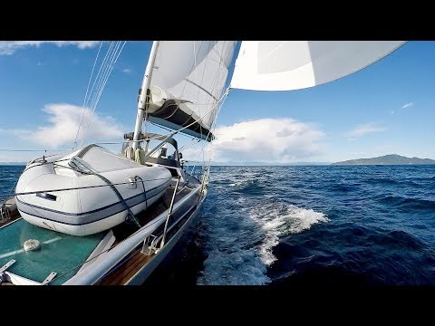 Dealing With Seasickness On A Whole New Level - Ep. 157 RAN Sailing