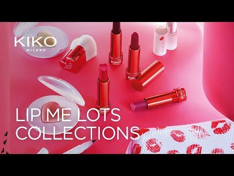 Kiko Milano - Limited Edition: Lip Me Lots