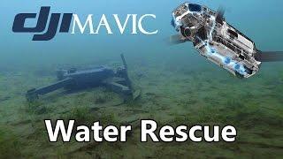 DJI Mavic Water Rescue - With GoPro Hero 5
