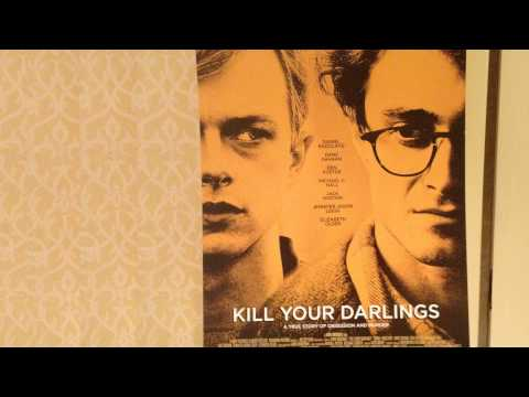 KILL YOUR DARLINGS LA Press Conference with cowriter Austin Bunn & directorcowriter John Krokidas