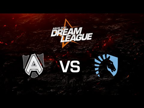 Alliance vs. Liquid - Game 3 - Lower Bracket - Frankfurt Major Main Qualifier - ASUS ROG DreamLeague