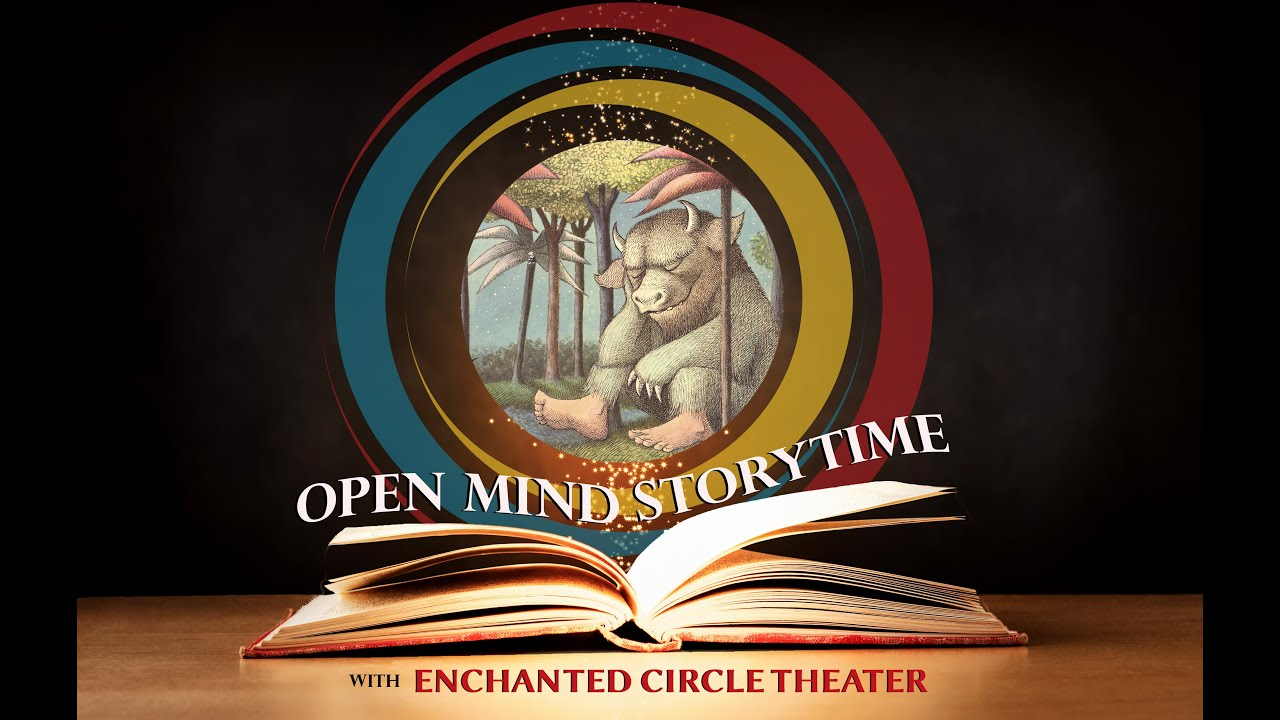 Open Mind Storytime - Where the Wild Things Are