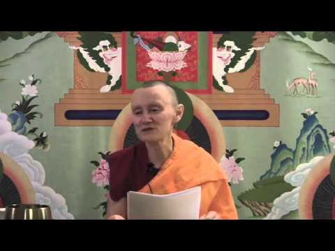 30 Nagarjuna's Precious Garland: Review Chapter 1 12-3-15