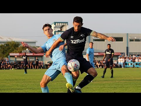 SHORT MATCH HIGHLIGHTS | Coventry City Vs Derby County