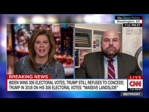 Trump appointee breaks with President over his election claims   CNN Video