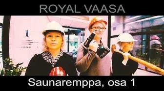 Royal Vaasa vlog osa 1