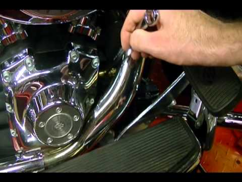2003 Harley Davidson Sportster Wiring Diagram Motorcycle Repair How To Check The Engine Oil Pressure On