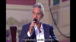 Andrea Bocelli - Love in Portofino - 02 - Senza Fine (Magyar felirattal)