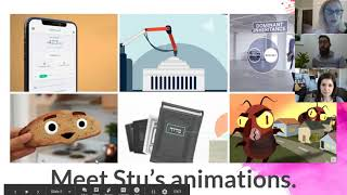 Get Animated! Visual Storytelling with Stu Sufrin