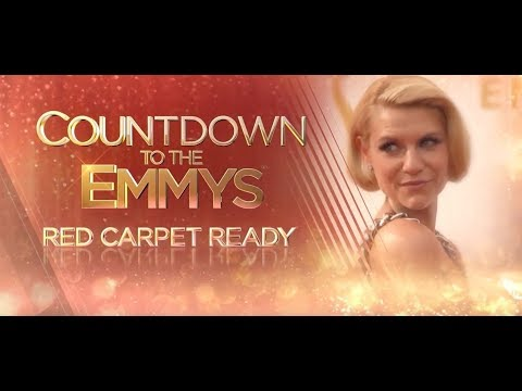 """""""Countdown to the Emmys: Red Carpet Ready"""""""
