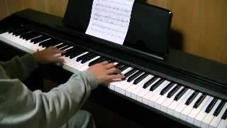 「旅立ちの唄」をピアノで弾いてみた Mr.Children