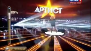 """Алла Пугачева перед """"Стеной""""  шоу """"Артист""""  """"Просто"""""""