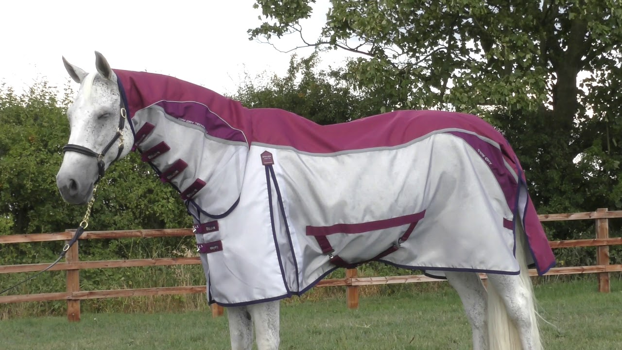 Premier Equine Stay Dry Super Lite Fly