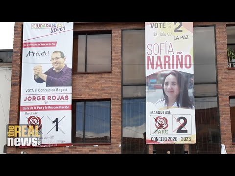 Colombia: Amid Increasing Violence, Former FARC Rebels Contest Local Elections