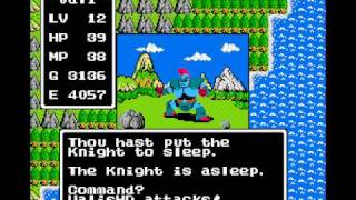 NES Longplay [185] Dragon Warrior