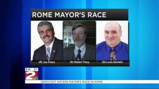 Rome mayor's race heats up, 3 person race