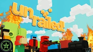 This Train Has Issues - Unrailed! | Let's Play