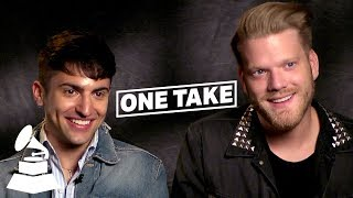 Superfruit on Fav LGBTQ Icon, First Concert & More | One Take