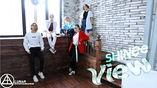 SHINee (샤이니) 'View' (뷰) Dance Cover by students LED (Russia)