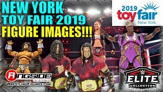 WWE FIGURE INSIDER:  New York Toy Fair Figure Images!!! Featuring King Mabel!!! Video