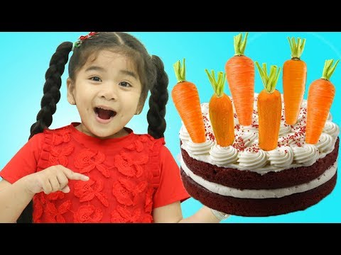 Do You Like Food Song | Suri Sing-Along Nursery Rhymes and Kids Songs