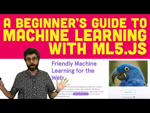 A Beginner's Guide to Machine Learning with ml5.js