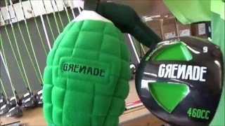 Grenade Head Cover Video