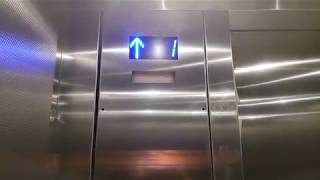ThyssenKrupp Hydraulic Elevators at Walmart, Royal City Centre in New Westminster BC
