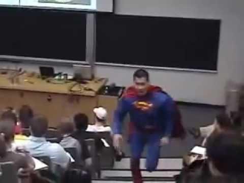 Superman - Siêu Nhân Trong Lớp Học