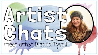 20 Tips to Sell more art on Etsy with Artist Blenda Tyvoll