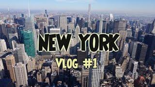 New York vlog #1: Khách sạn ở khu Koreatown