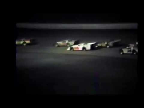 1985 races at Black Hills Speedway #26 sportsman main event