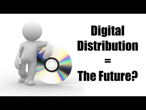 Is Digital Distribution The Future of Gaming?