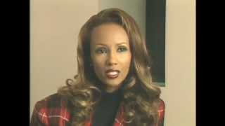 Iman - Model Biography - Videofashion Vault