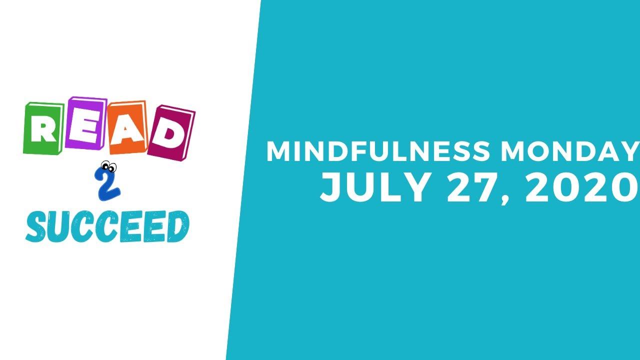 Mindfulness Monday | Triangle Breathing