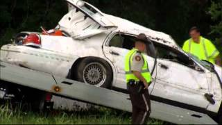 Fatal Crash on I-75 Near Dalton, GA