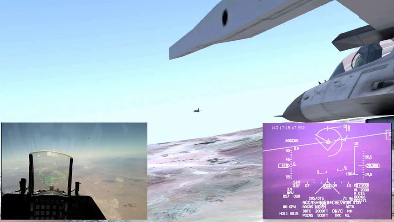 U S  Air Force Automatic Integrated Collision Avoidance